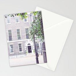 London Grey House Stationery Cards