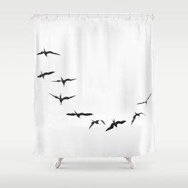 Multiplicity II Shower Curtain