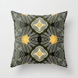 Savannah Gold 2 Throw Pillow