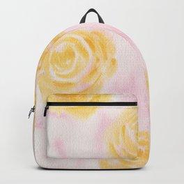 Soft Pastel Florals Backpack
