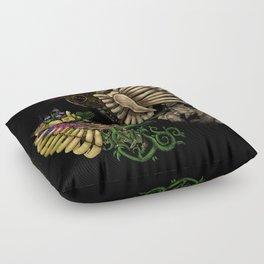 Dual Roots Floor Pillow