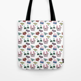Unmentionables   Tote Bag