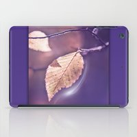 poem iPad Cases featuring LIGHT POEM by VIAINA