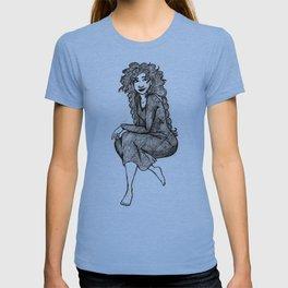Lady Macbeth sketch T-shirt