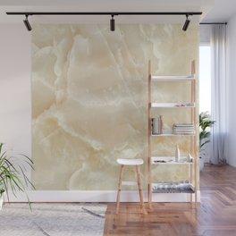 White Onyx Wall Mural