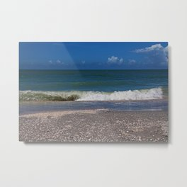 When the Water Beckons Metal Print