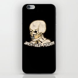Arch-Vile Power iPhone Skin