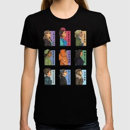 She Series Collage - Real Women Version 1 T-shirt