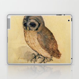 Albrecht Durer The Little Owl Laptop & iPad Skin