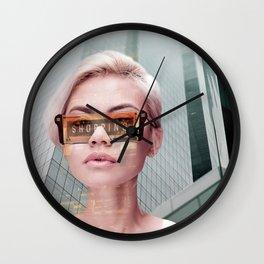 Futurischick Wall Clock