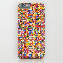 Uplink Detail iPhone Case