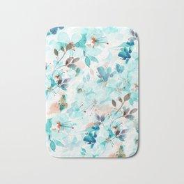 flowers / 21 Bath Mat