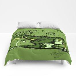 Useless Arms Comforters
