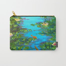 The Frog Carry-All Pouch