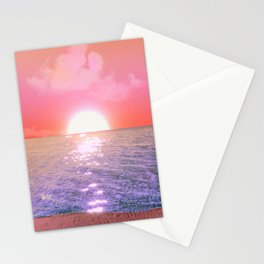 Lofi Stationery Cards