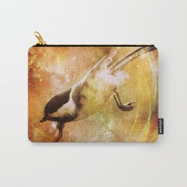 On the wing among the stars Carry-All Pouch