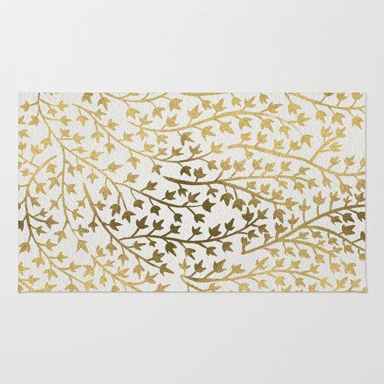 Gold Ivy Rug