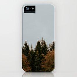 Wild Mountain Thyme iPhone Case