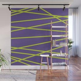 Violet Funk Wall Mural