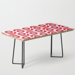 Joy collection - Red flowers Coffee Table
