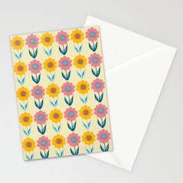 Hello Sunshine Sunflower Stationery Cards