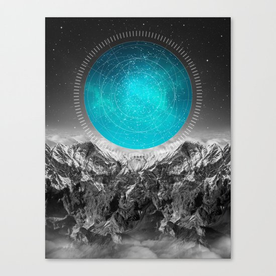 Not All Those Who Wander Canvas Print