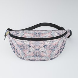 Possibilities Mandala, lavender Fanny Pack
