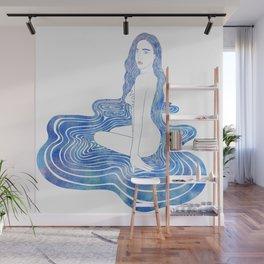 Water Nymph CII Wall Mural