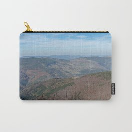 French mountain view Carry-All Pouch