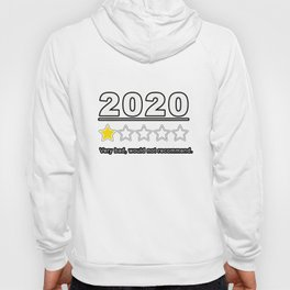 2020 Review 1 Star Rating Very Bad Would Not Recommend Gift Hoody