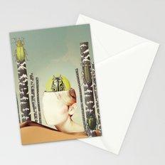 VIAJERA ESPACIAL / OSC2  Stationery Cards