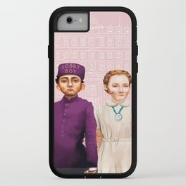 The G. Budapest Hotel iPhone Case