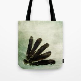 where the sky touches the sea Tote Bag