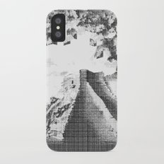 Alluding Title Slim Case iPhone X