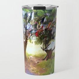 Wishing Tree on Tara Hill Travel Mug