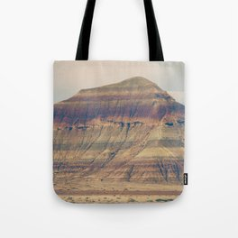 Petrified Desert Tote Bag