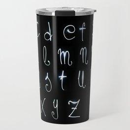 TIPOGRAFÍAS Travel Mug