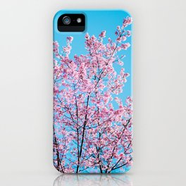 Sakura 05 iPhone Case