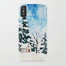 Flurries  iPhone X Slim Case