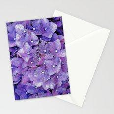 hydrangeas 2 Stationery Cards