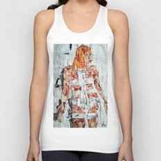 LEELOO THE FIFTH ELEMENT Unisex Tank Top