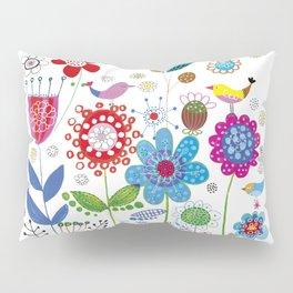 flower power Pillow Sham