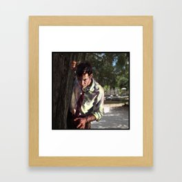 More Guilt Than Grief Framed Art Print