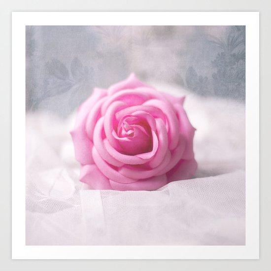 Still life - Rose Art Print