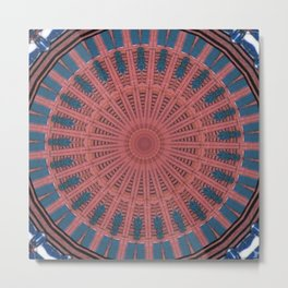 Some Other Mandala 479 Metal Print