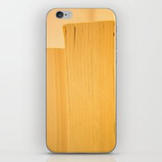book without a book iPhone & iPod Skin