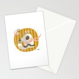 Pooka Portrait Stationery Cards