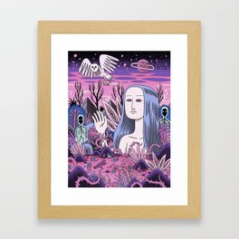 Dreamworld Framed Art Print
