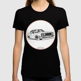 Crazy Car Art 0197 T-shirt