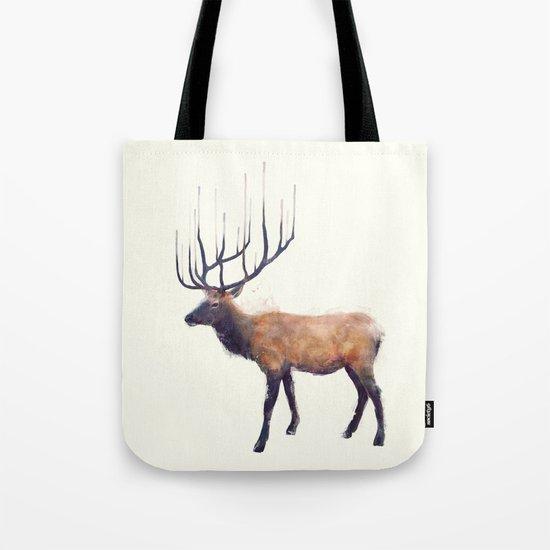 Elk // Reflect (Left) Tote Bag